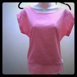 Bright top small pink